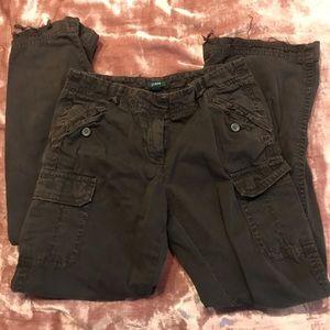J. Crew brown pants
